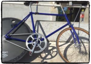 vélo demi-fond