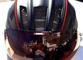 Exclusivité : test de la visière Casco VAUTRON pour Speed Airo
